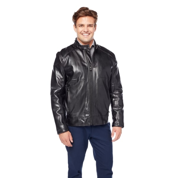 Marc New York Men's Faux Leather Jacket 27252514