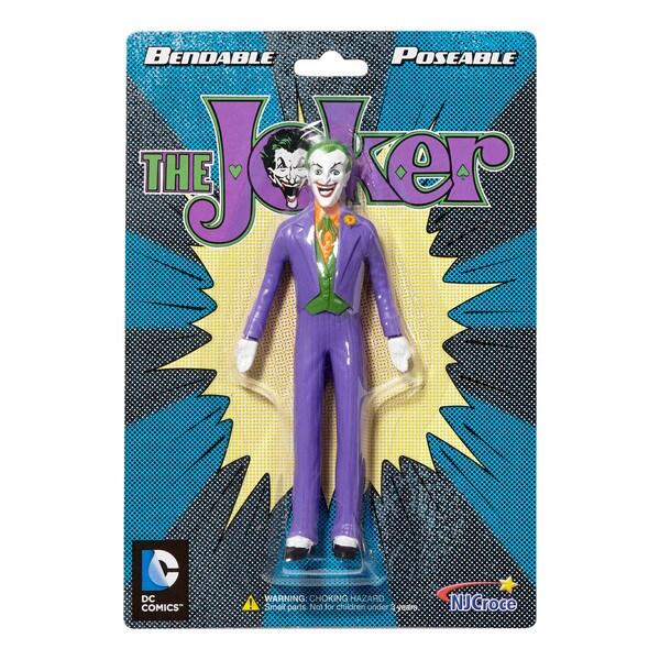 "DC Comics The Joker Classic 5.5"" Bendable Figure 27257030"