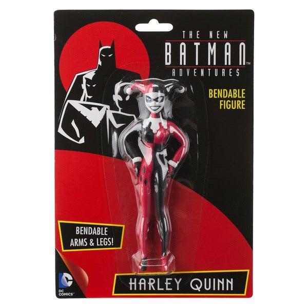 "DC Comics Harley Quinn The New Batman Adventures 5"" Bendable Figure 27257063"