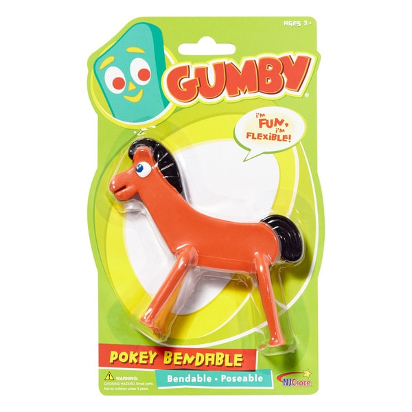 "Pokey 5"" Bendable Figure 27257074"