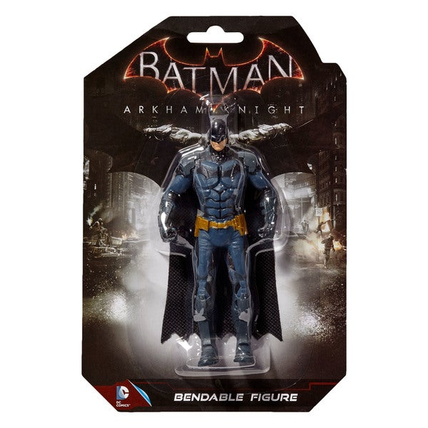 "DC Comics Batman: Arkham Knight 5.5"" Bendable Figure 27257104"