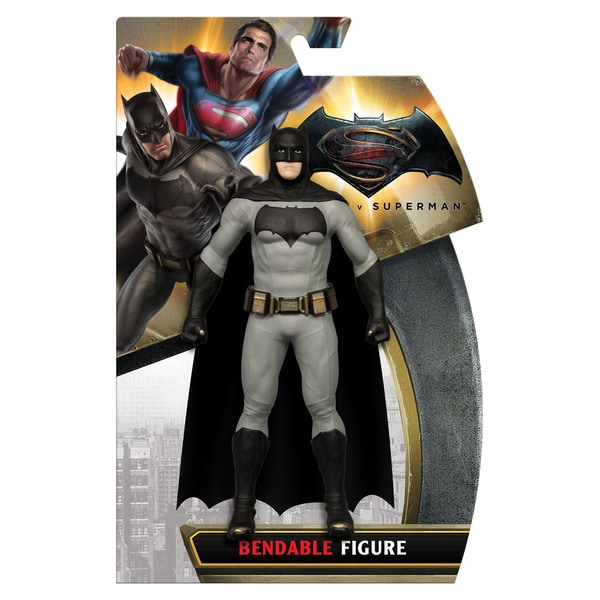 DC Comics Batman vs. Superman - Batman Bendable Figure 27257114
