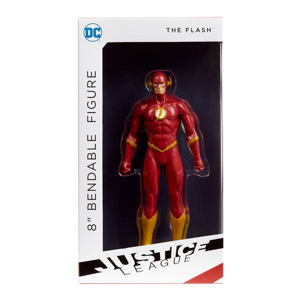 "DC Comics - Justice League The Flash 8""Bendable Figure 27257149"
