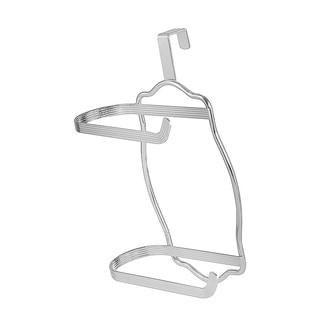 Ybmhome Over the Tank Toilet Paper Tissue Metal 2 Roll Holder