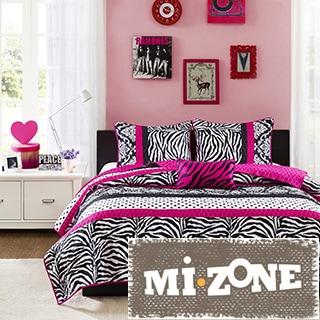 Mi Zone Gemma 3-piece Coverlet Set