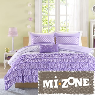 Mi Zone Ellen 4-Piece Comforter Set