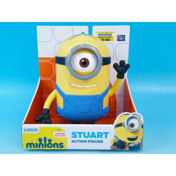 Thinkway Toys Minions Stuart Figure 27271548