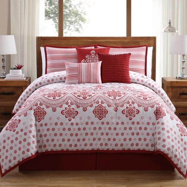 Alba 7 Piece Comforter Set 27275844