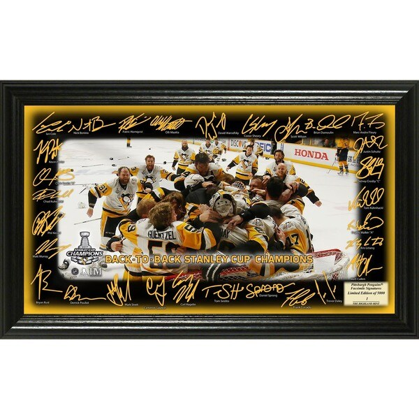 2017 Stanley Cup Champions Celebration Signature Rink 27301607