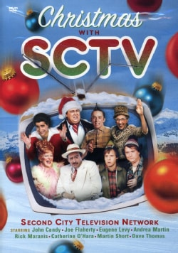 Christmas With SCTV (DVD)