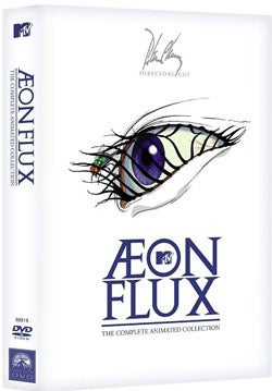 Aeon Flux: The Complete Animated Collection (DVD)