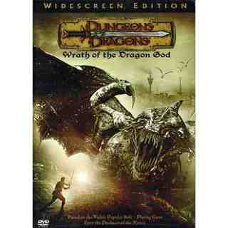Dungeons & Dragons: Wrath of the Dragon God (DVD) 1920422