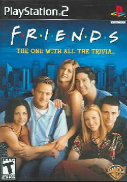 PS2 - Friends: The One With All The Trivia
