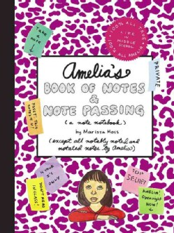 Amelia's Book of Notes & Note Passing (Hardcover)