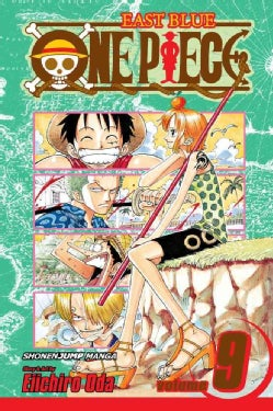 One Piece 9: Tears (Paperback)