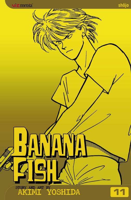 Banana Fish 11 (Paperback)