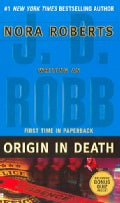 Origin in Death (Paperback)