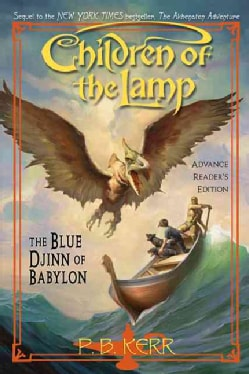 The Blue Djinn of Babylon (Hardcover)