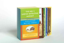 The No. 1 Ladies' Detective Agency Boxed Set (Paperback)