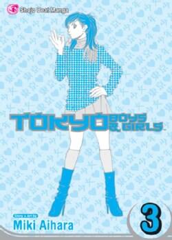 Tokyo Boys & Girls 3 (Paperback)