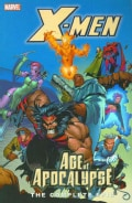 X-men Age of Apocalypse Epic: The Complete Epic Book 2 (Paperback)