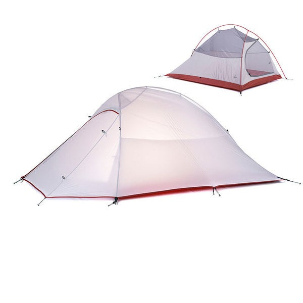 Waterproof Silicone Coating 2-Person Anti-UV Windproof Ultra Light Camping Dome Tent 27476878