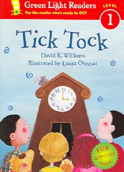 Tick Tock (Paperback)