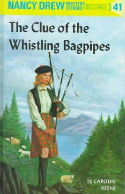 The Clue of the Whistling Bagpipes (Hardcover)