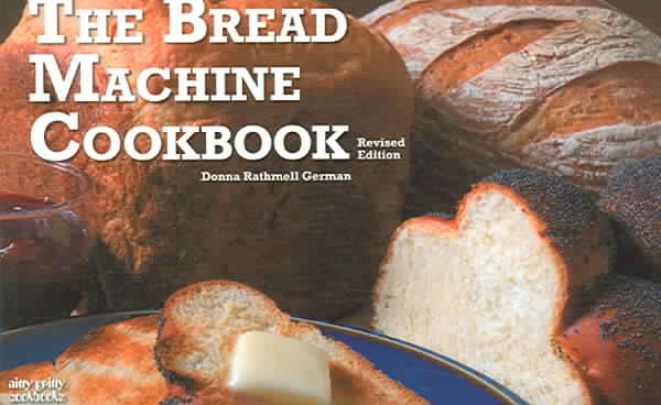 The Bread Machine Cookbook (Paperback)