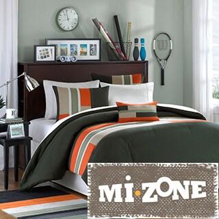 Mi Zone Circuit 4-piece Duvet Cover Set