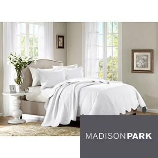 Madison Park Venice Coverlet Set