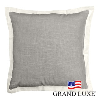 Grand Luxe Central Park 18-inch Throw Pillow