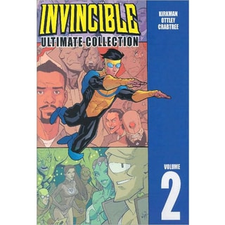Invincible 2: Ultimate Collection (Hardcover)