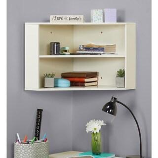Simple Living Hanging Corner Hutch