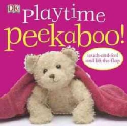 Playtime Peekaboo! (Board book)