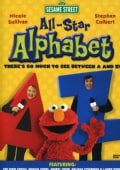 Sesame Street: All Star Alphabet (DVD)