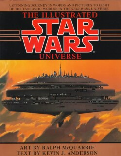 The Illustrated Star Wars Universe (Paperback)