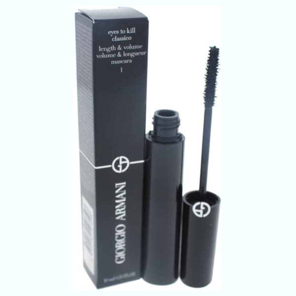Giorgio Armani Eyes To Kill Clasico Mascara 1 Black 27602800