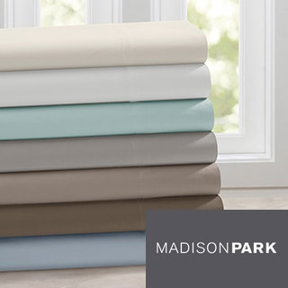 Madison Park 3M Moisture Wicking Stain Resistant Sheet Set