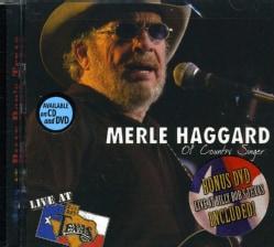 Merle Haggard - Merle Haggard Live At Billy Bob's Texas