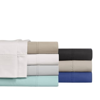 Asher Home Leah Cotton Blend 800 Thread Count Bed Sheet Set