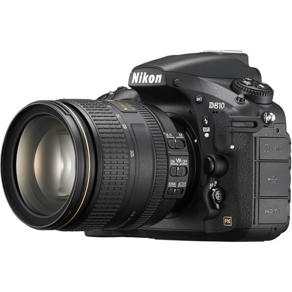 Nikon D810 DSLR Camera with 24-120mm Lens 27626817