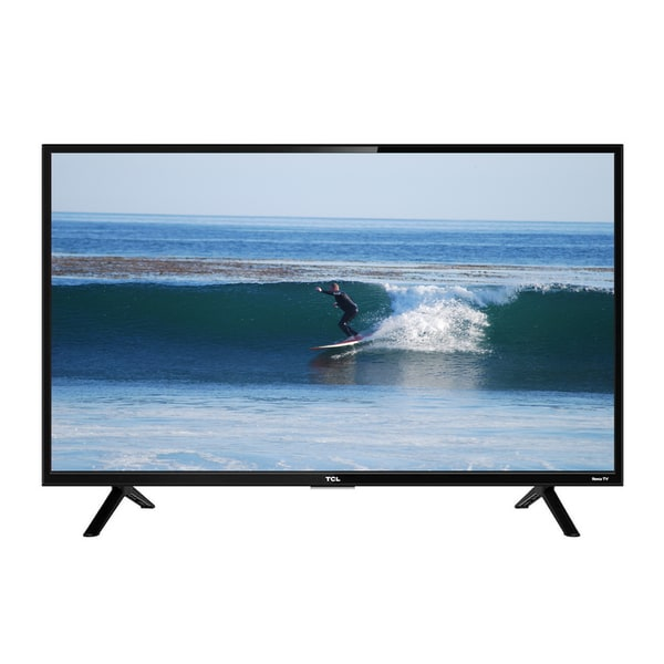 "TCL 43S303 43"" Class 1080P LED TV with Roku - Refurbished"