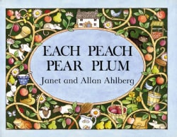 Each Peach Pear Plum (Hardcover)