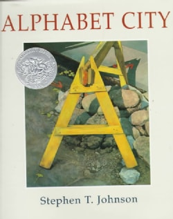 Alphabet City (Hardcover)