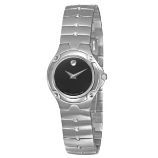 Movado Sports Edition Women's Stainless Steel Watch