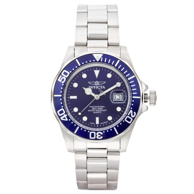Invicta Men's 9308 Swiss Pro Diver Q Steel Watch
