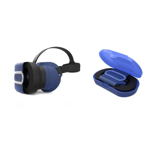 Foldable Virtual Reality Portable Headset - Black 27672706