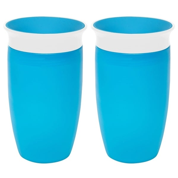 Munchkin Miracle 360 Sippy Cup - Blue - 10 Ounce - 2 Count 27674330