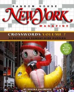New York Magazine Crosswords (Paperback)